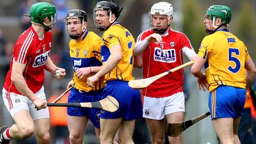 Cork and Clare prepare to do battle again