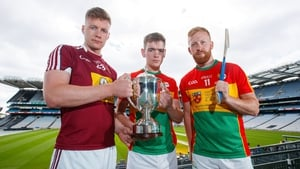 Westmeath or Carlow will take home the trophy named after the late Galway All-Ireland winner and GAA President