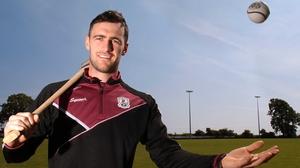 Galway captain David Burke