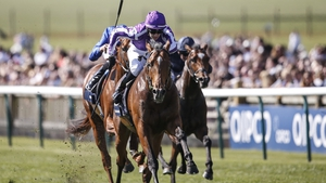 Saxon Warrior was a big disappointment at Sandown, but a virus was the apparent cause