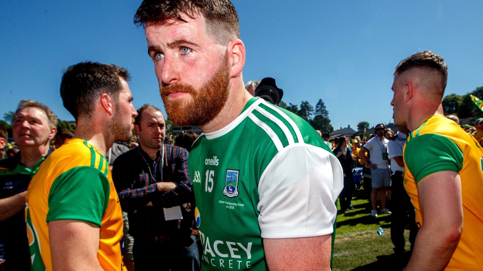 Image - Seamus Quigley has twice been included as a 'dummy selection' this summer