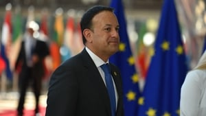 Leo Varadkar was speaking at the end of a two-day EU summit in Brussels