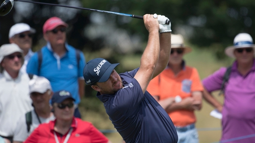 Sweden's Kinhult cards 67 to maintain French Open lead