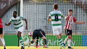 Shamrock Rovers beat Derry City 2-0 when the sides last met in June