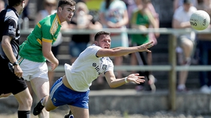 It's Monaghan who march on