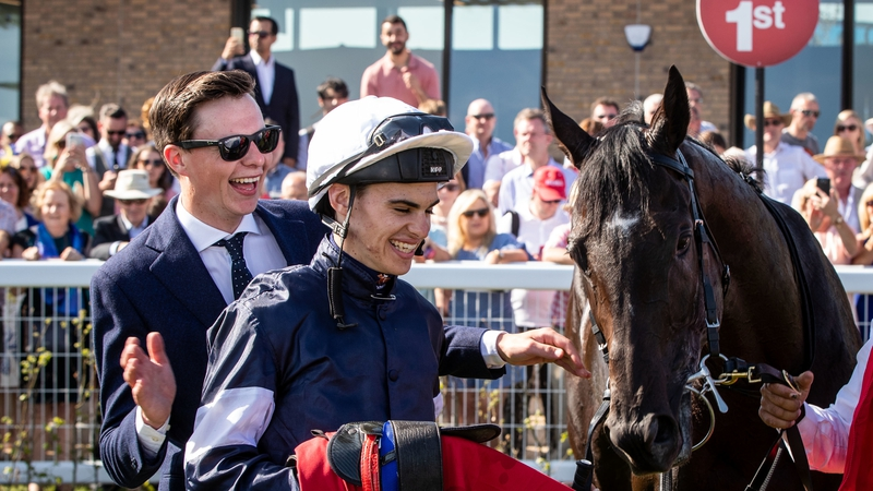 Image result for latrobe Joseph O'brien