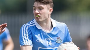James Doran was one of the Dublin stars