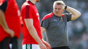 Stephen Rochford was appointed Mayo manager in 2015