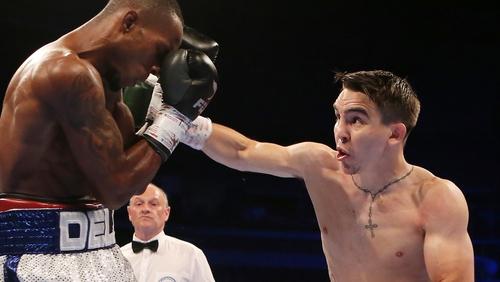 Michael Conlan beats Adeilson Dos Santos in Belfast homecoming fight