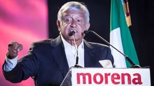 Andres Manuel Lopez Obrador has led opinion polls throughout the campaign