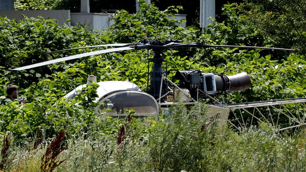 French Gangster escapes Jail for a Second Time in a Helicopter