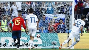 Artem Dzyuba slotted home the penalty