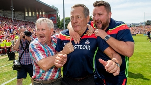 John Meyler's side won the Munster title this year but lost to Limerick in the semi-finals