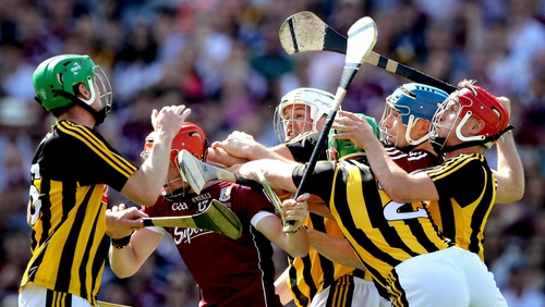 Galway and Kilkenny fought out a suffocating draw in the Leinster hurling final