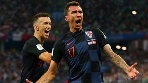 Mario Mandzukic scored 33 times for his country