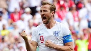 Harry Kane Kane lifted the golden boot at the World Cup