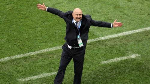 Russia face Croatia in their quarter-final match