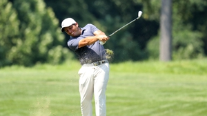Molinari carded eight-under-par 62 in the final round