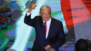 Andres Manuel Lopez Obrador has won more than half of the vote