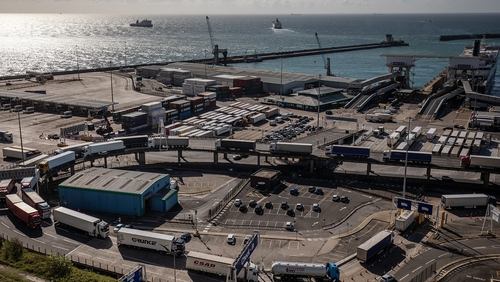 The business organisations warn disruption at ports could destroy carefully built supply chains