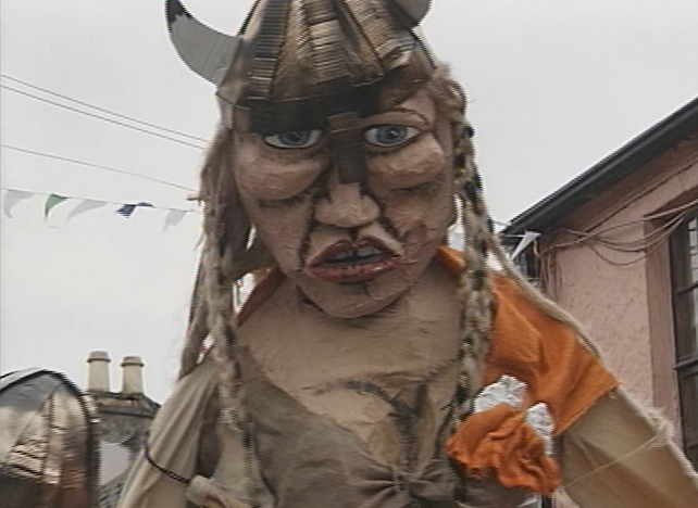 Viking Parade in Athlone