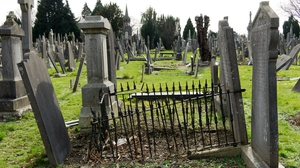 Irish cemeteries can make great tourist attractions