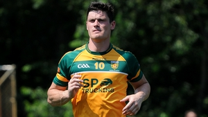 Diarmuid Connolly lined out for Donegal Boston this summer
