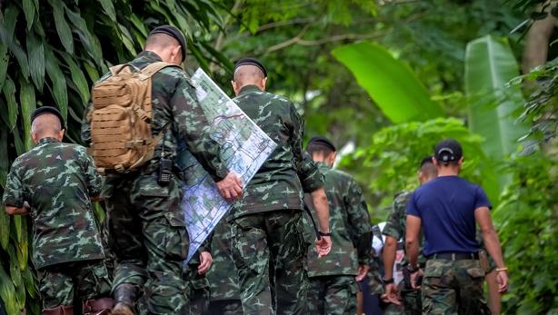 Thai governor announces successful rescue operations