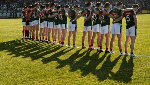 Mayo footballers will have a new voice at the helm for 2019