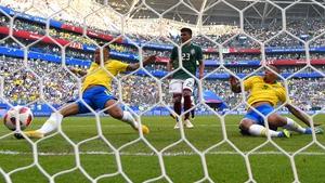 Neymar scores the opener