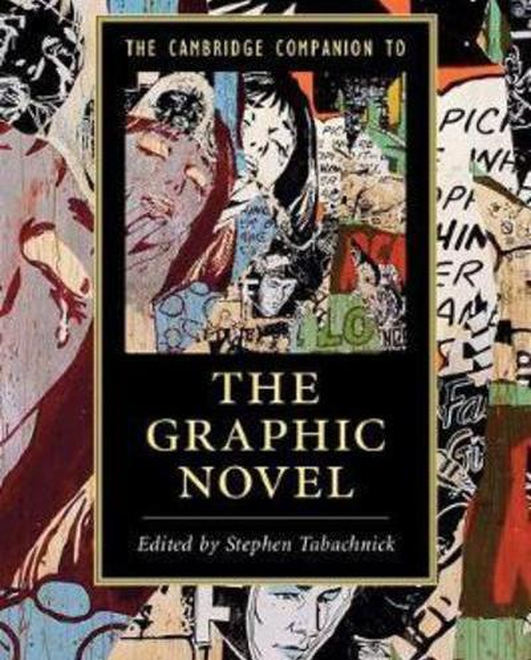 "Review:  ""Cambridge Companion To The Graphic Novel"""