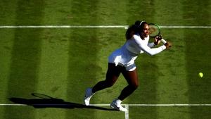 Serena is seeking an eight Wimbledon victory