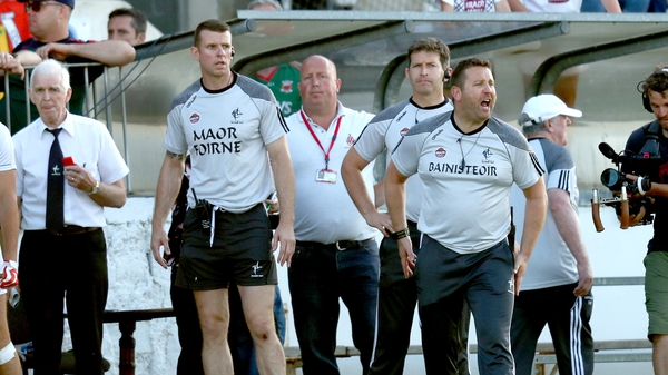 Cian O'Neill and Kildare are now one win away from the Supers 8s