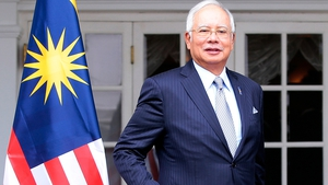 Najib Razak served as Malaysian Prime Minister until May