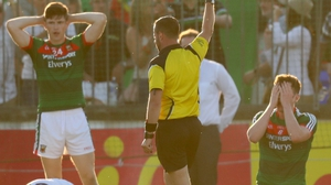 Conor Loftus and Diarmuid O'Connor have gone Stateside