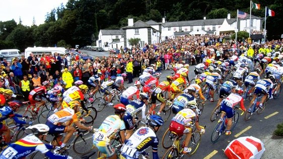Tour de France in Wicklow