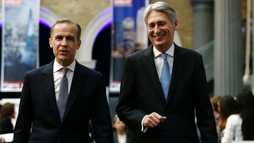 Hammond and Carney asked for Brexit impact studies