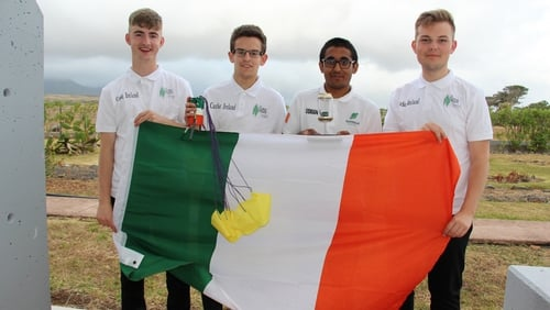 18 teams from around Europe took part in the European CanSat finals