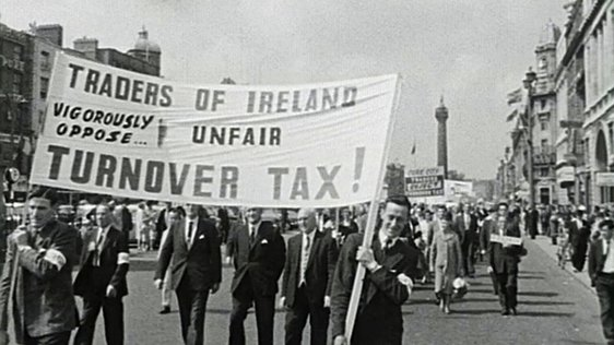 Turnover Tax Protest (July 1963)