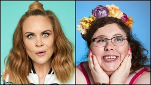 Joanne McNally & Alison Spittle