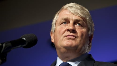 Digicel founder Denis O'Brien to take on CEO role on an interim basis after the sudden death of Alex Matuschka von Greiffenclau
