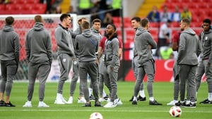 None of the eight players drafted in for the defeat by Belgium held their spot