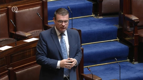 Labour's Alan Kelly said the Dáil was dealing with one of the most sensitive issues it has ever had to face