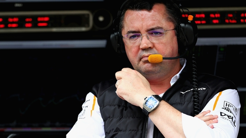 Boullier resigns from McLaren amid leadership changes