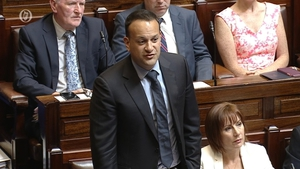 Leo Varadkar reportedly made the comments at a private function in New York