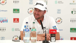 "Graeme McDowell: ""I'm very keen on putting this whole story behind me."""