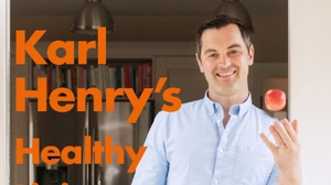 Competition: Karl Henry's Healthy Living Handbook