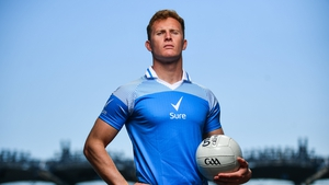 Ciaran Kilkenny is an ambassador for Sure, Official Statistics Partner of the GAA