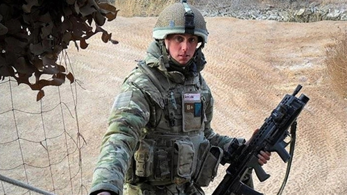 Ranger Michael Maguire was killed by a stray bullet in 2012