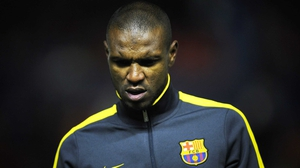 """Eric Abidal: """"I feel obliged to communicate my annoyance and sadness in relations to today's news about my alleged illegal liver transplant."""""""